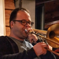 Andy Baker, trombone