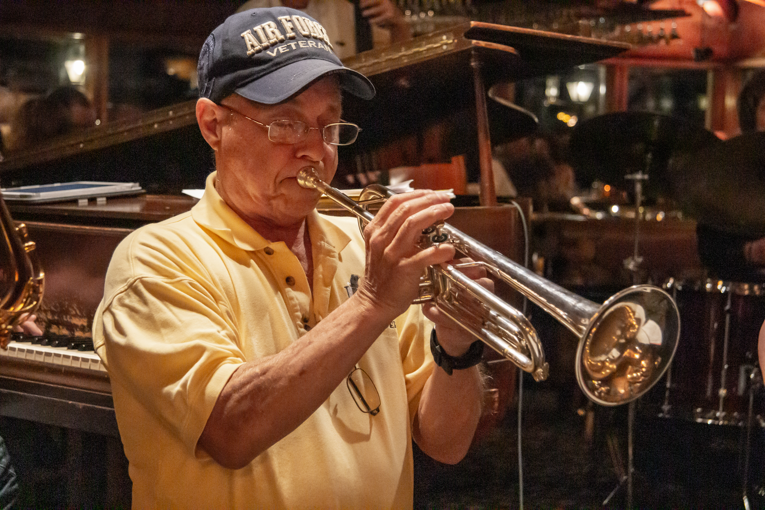 Don Murphy, trumpet/vocal