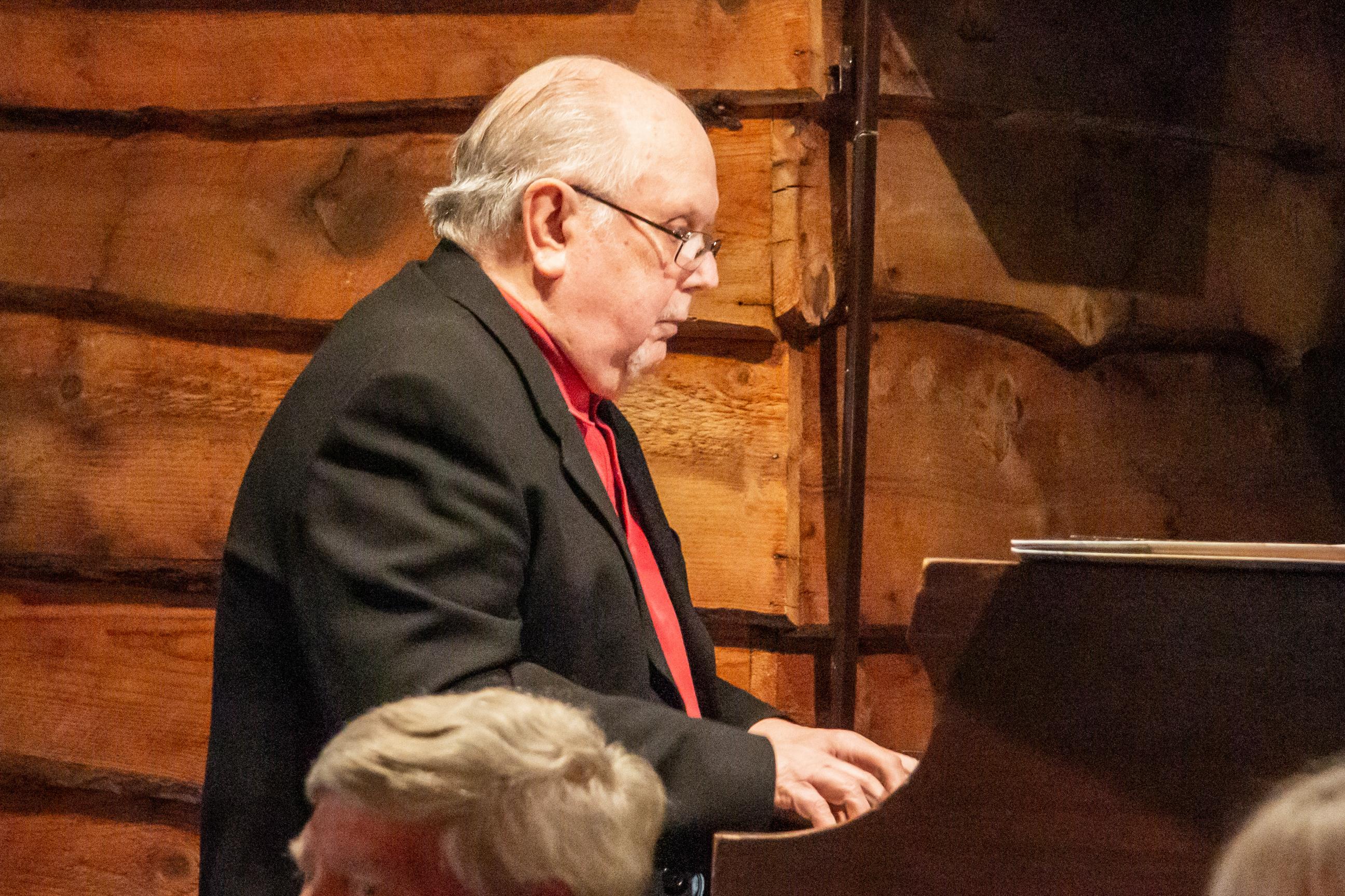 Terry Brennan, piano