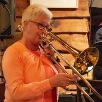 Cathy Monaghan, trombone